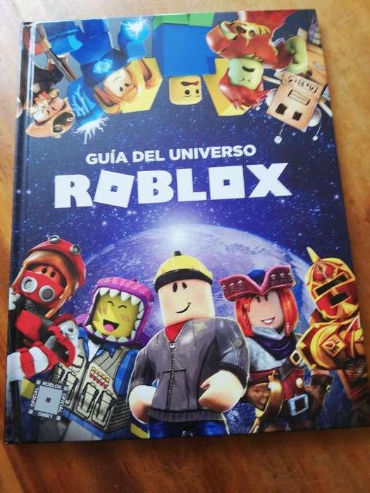 Libro de Roblox (oficial)