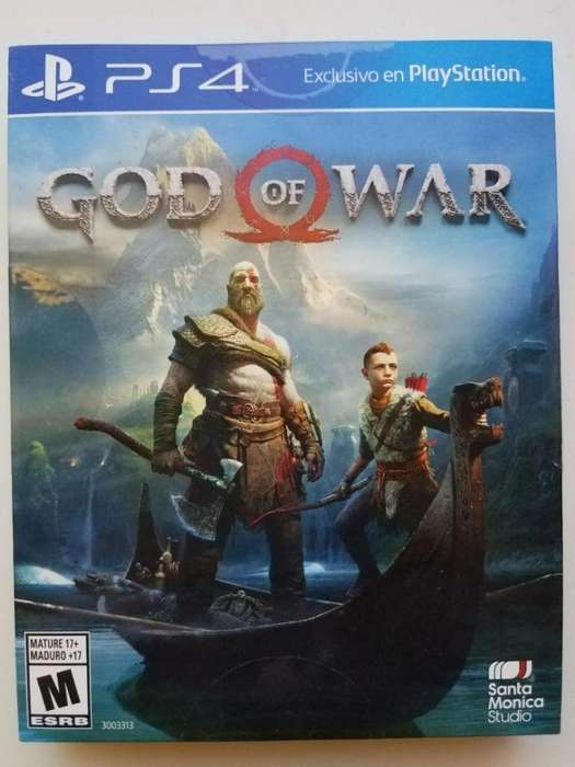 Vendo/cambio God Of War Ps4
