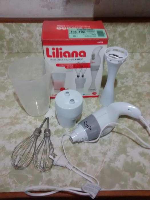 Procesadora Manual Minipimer