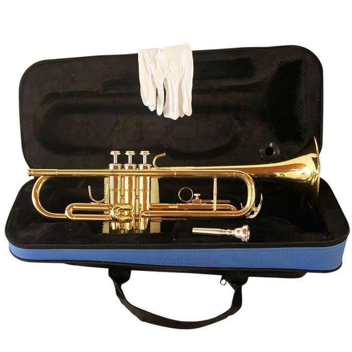 <strong>trompeta</strong> Jinbao JBTR300L Dorado MusicBoxColombia ¡Hasta -30% Dto en productos seleccionados!