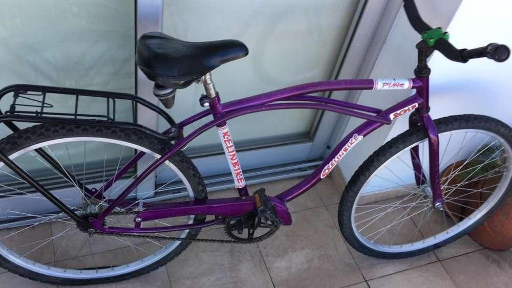 Bicicleta Hermosa!