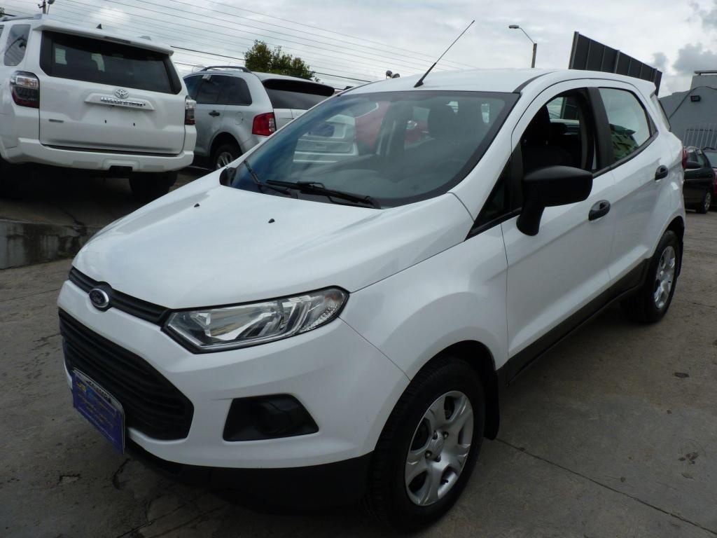 venta ford ecosport 2014 blanco 2.0