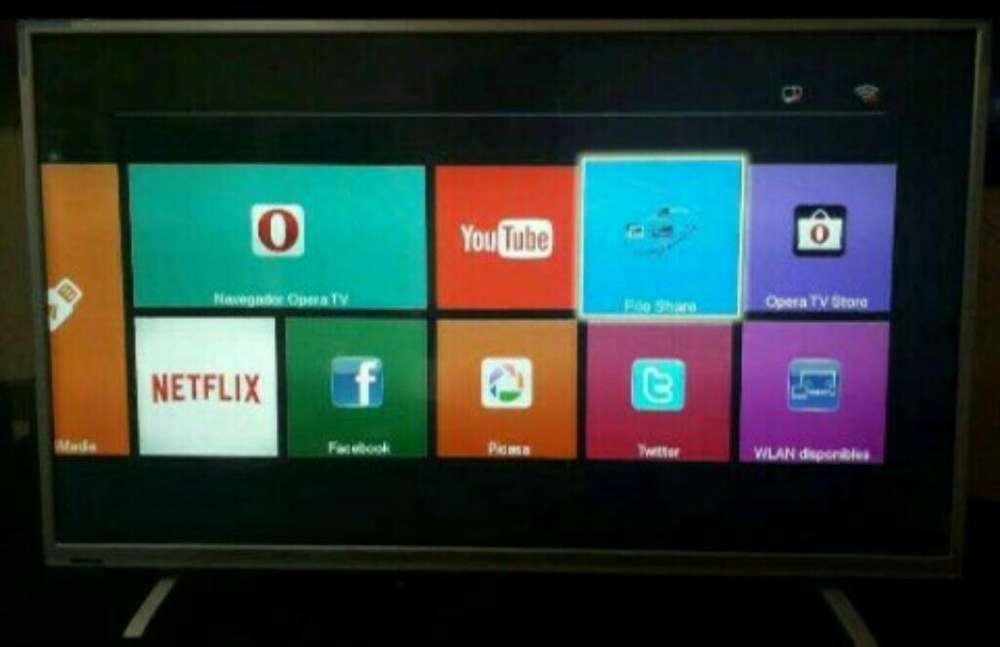Vendo Tv Daewoo Smart 55 Pulgadas