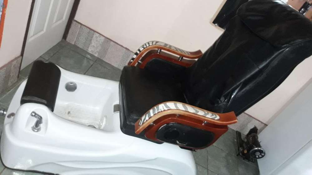 Se Vende Silla de Pedicure