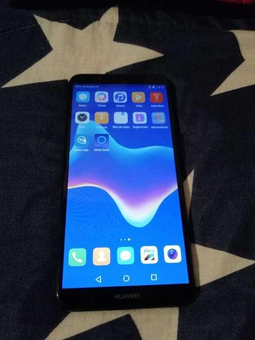Hermoso Huawei Y7 2018