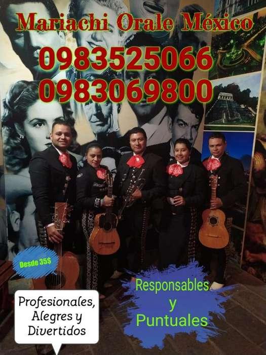 Maríachi Profesional de Quito