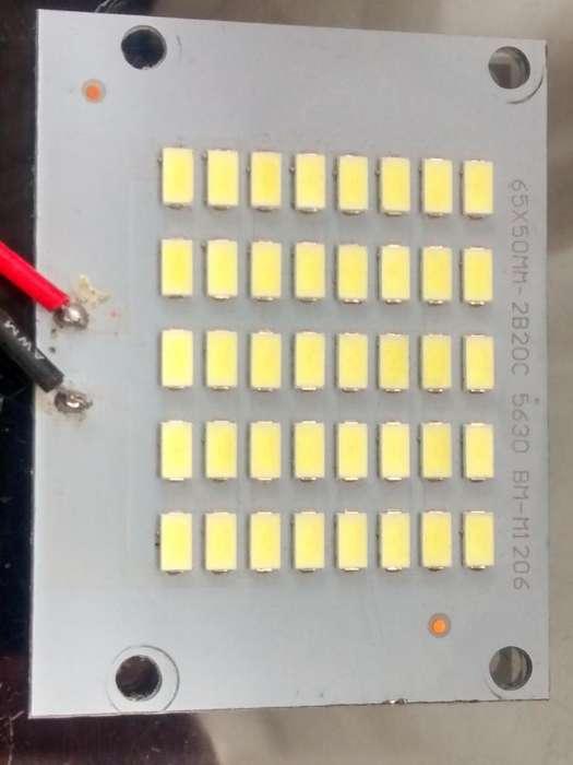 Tarjeta Led Repuesto Reflector 20W