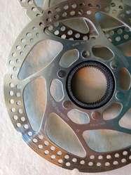 Juego Rotor  Shimano 160mm Centerlock