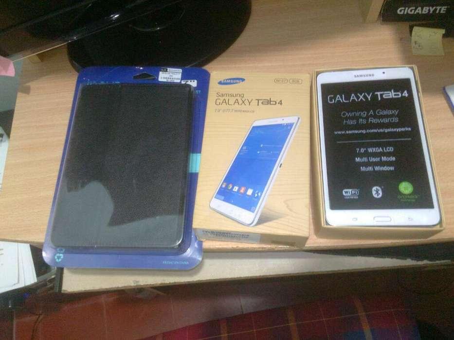 Samsung Tab de 7'' con Funda
