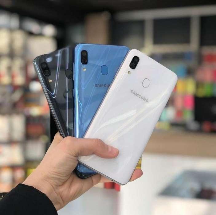 Samsung A30 32GB / 64GB Nuevos Sellados