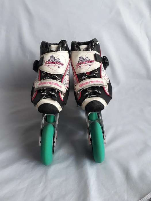 Patines Profesionales Canariam Talla 36