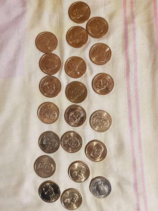 Monedas de Colección de 1 Dólar