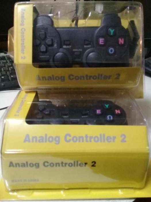 Joystick Play 2 en caja ( nuevos)