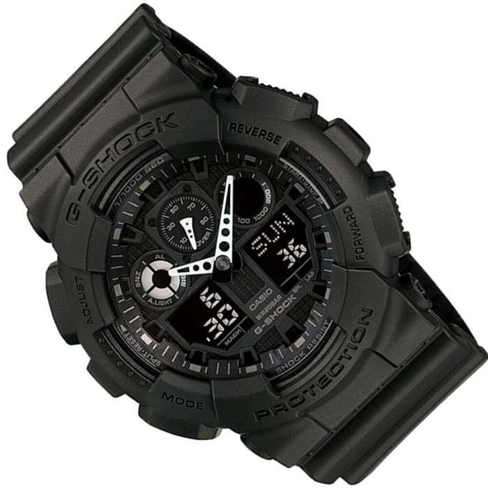 Reloj Casio G-Shock GA100-1A1DR Original en Caja!!!Negociable...