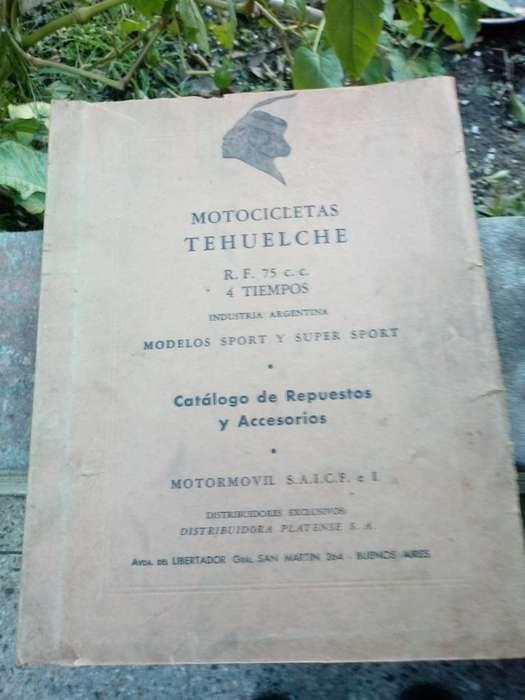 Manual de Tehueche 75