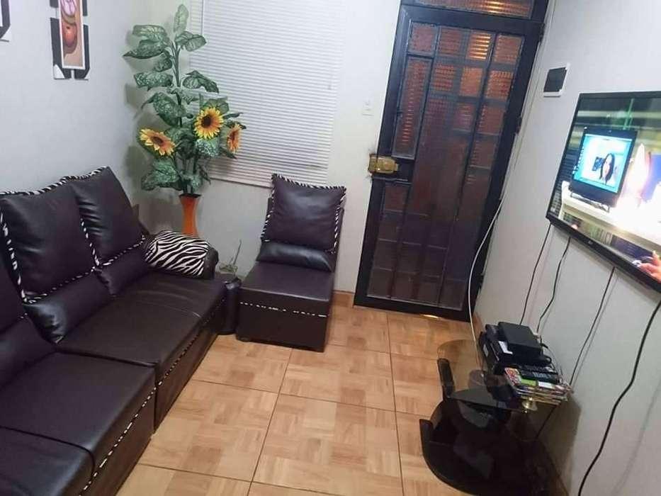 ALQUILO <strong>casa</strong> CONFORMADO POR 2 CUARTOS, UN BAÑO, COCINA Y SALA.