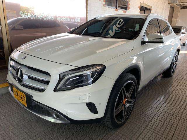 <strong>mercedes</strong>-Benz Clase GLA 2015 - 38600 km