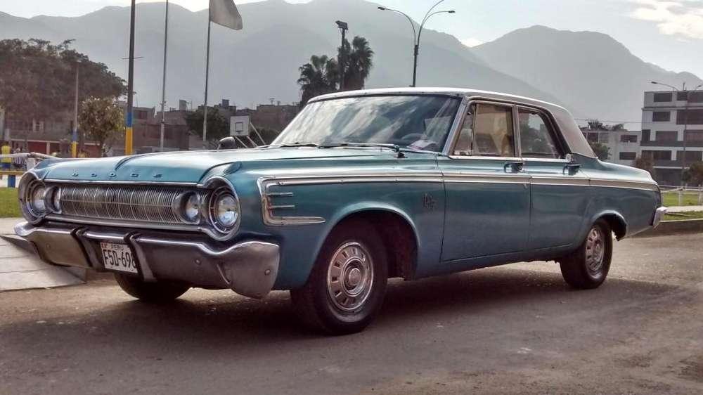 Dodge 100 1964 - 100 km