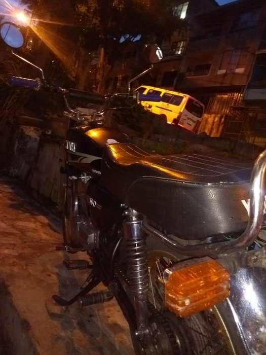 Rx100 montada en 115