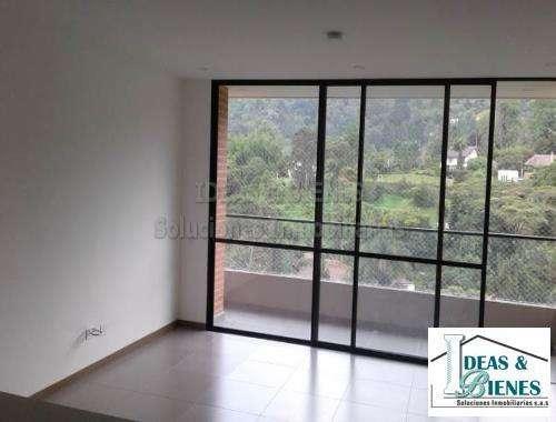 Apartamento En Arriendo Envigado Loma Del Escobero: Código 834183