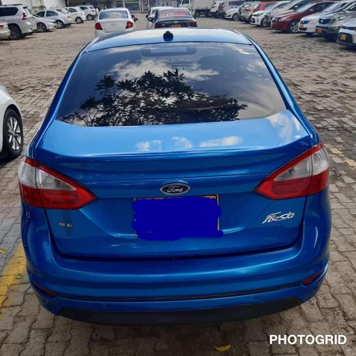 Ford Fiesta  2005 - 35249 km