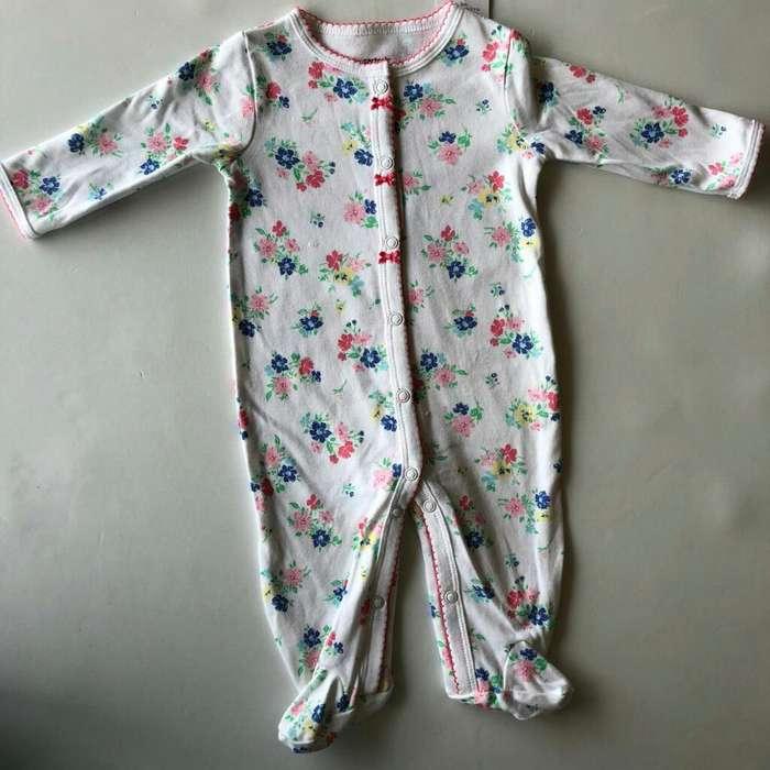 Pijama Carter's Nueva Talla 6 Meses