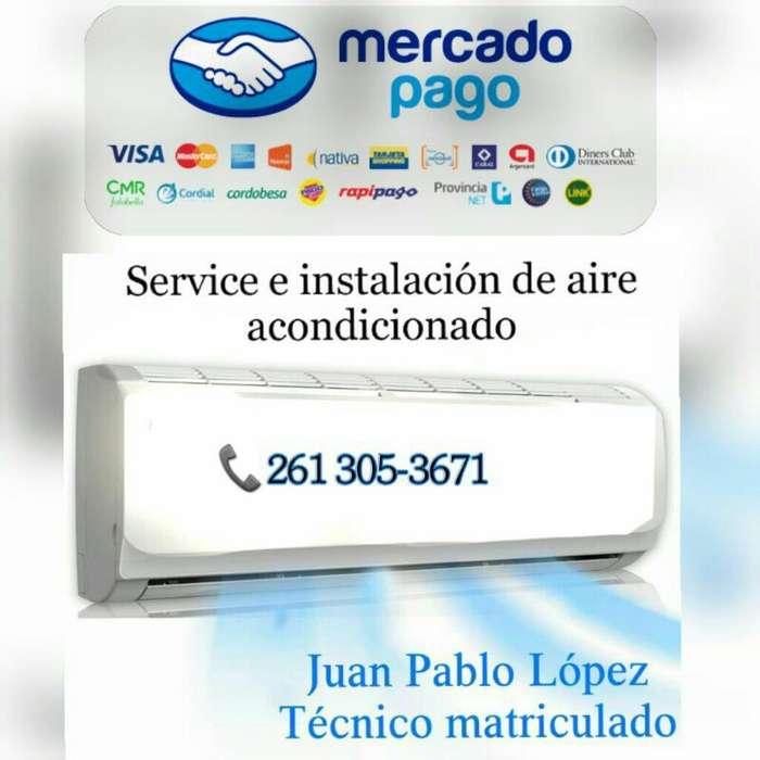 Instalación Service Y Cargas de Gas
