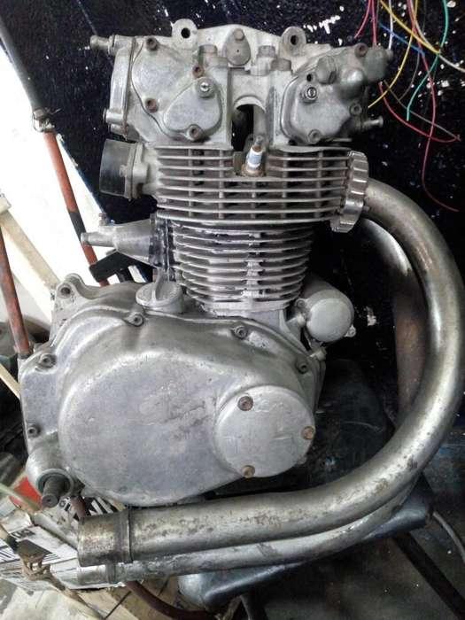 Motor Honda Cb450 1974