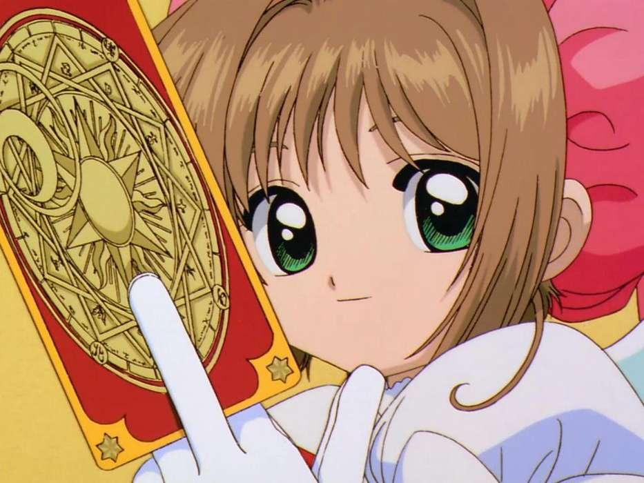 Cartas Sakura Card Captors 50 Cartas