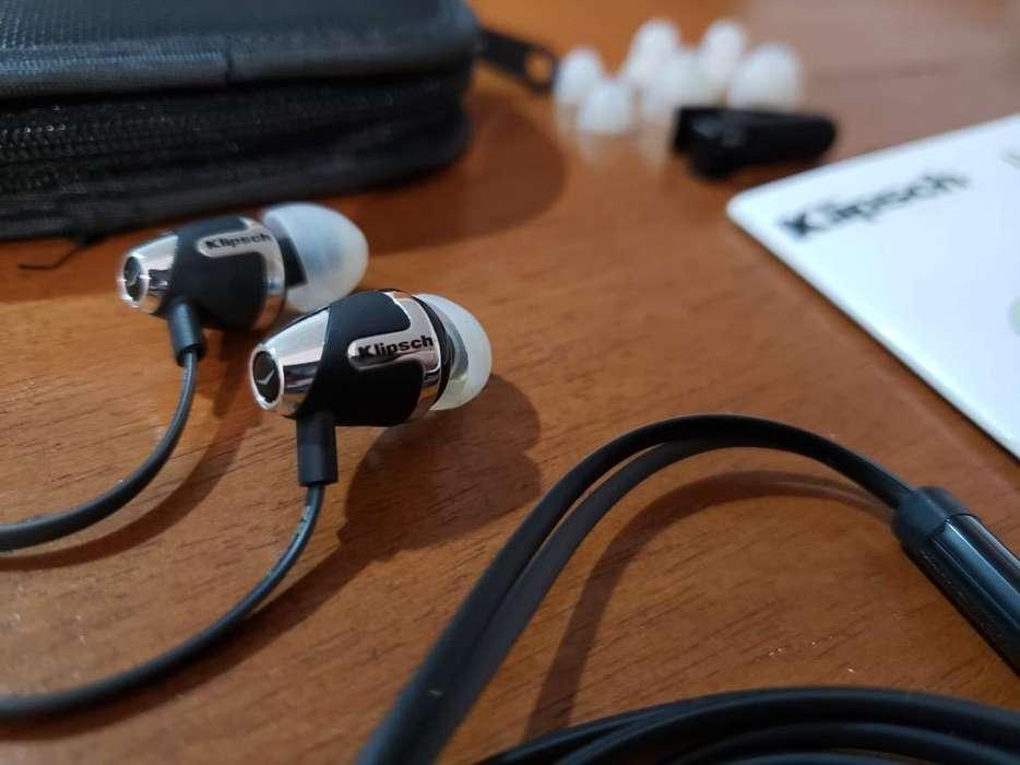 Auriculares Klipsch Image S4I