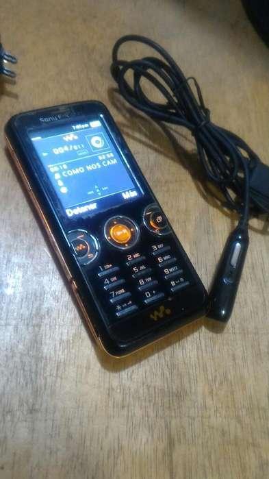 Sony Ericsson W610i Walkman Clásico