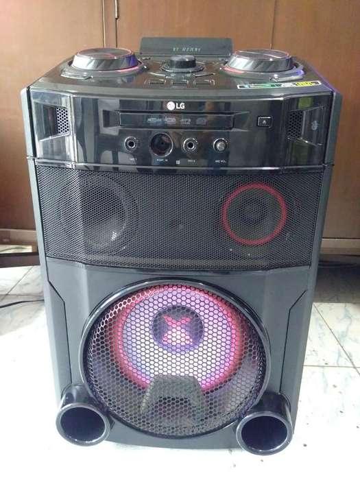 Equipo Sonido Parlante Bluetooth 1000w