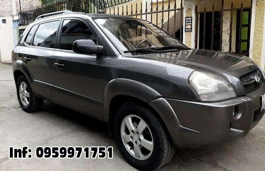 Hyundai Tucson 2007 - 186000 km