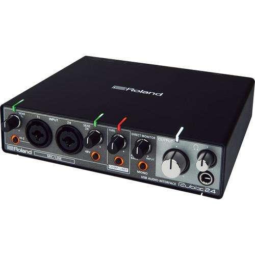 Roland Rubix 24 2x4 USB Audio Interface