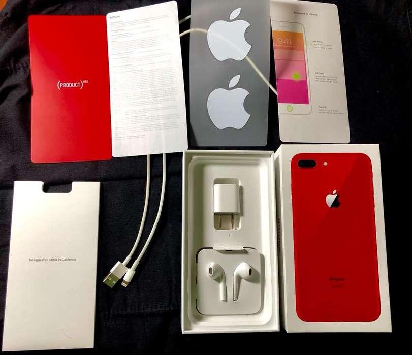 iPhone 8 Plus Edicion Rojo