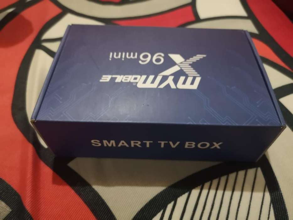 Tv Box 16 Gb Programado