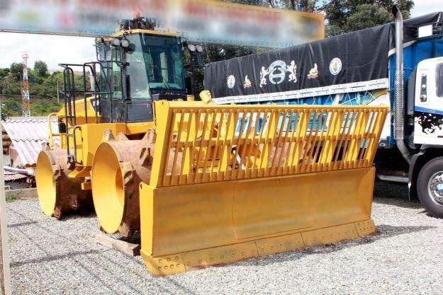 Caterpillar Compactador de Basura 816 F2