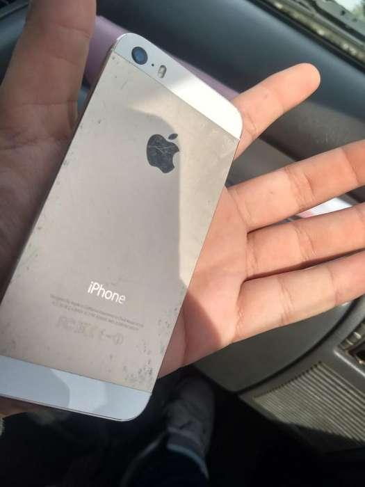 Vendo O Permuto iPhone 5s Libre de Todo