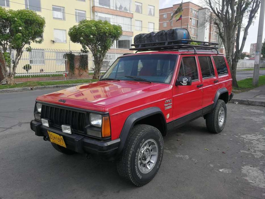<strong>jeep</strong> Cherokee 1994 - 275000 km