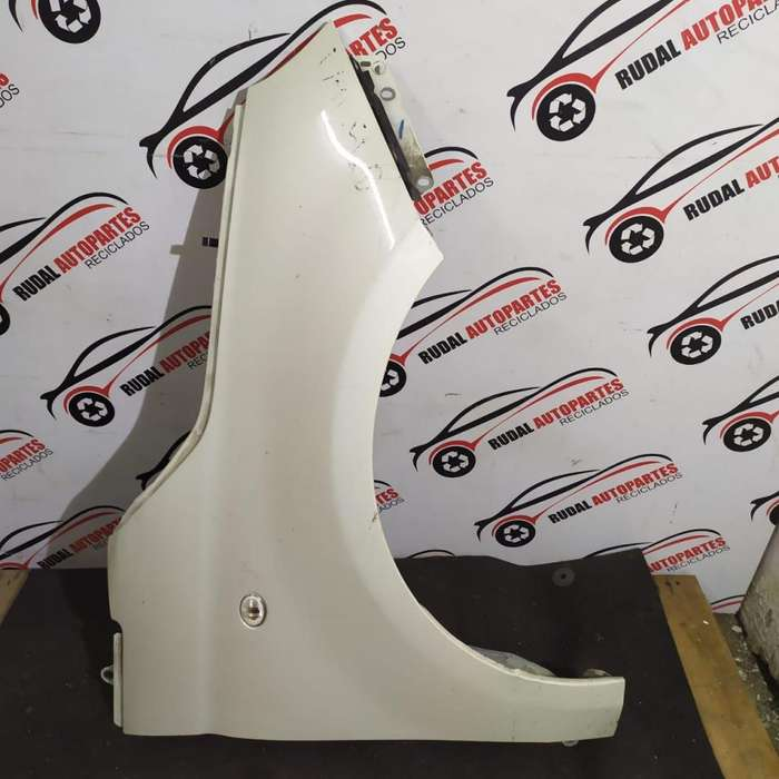 Guardabarro Delantero Derecho Fiat 500 4560 Oblea:03252121