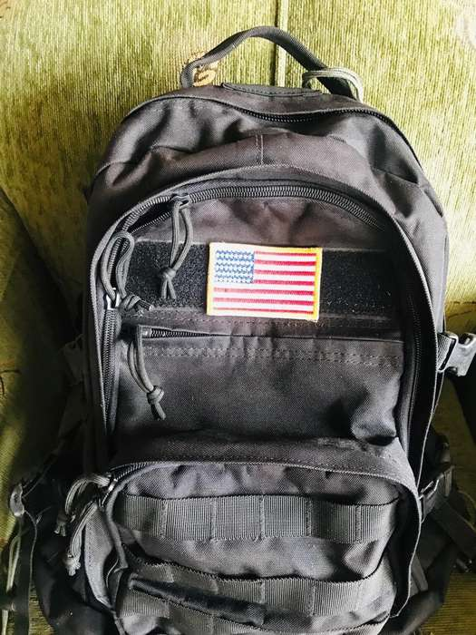 Vendo Mochila Highland Tactical