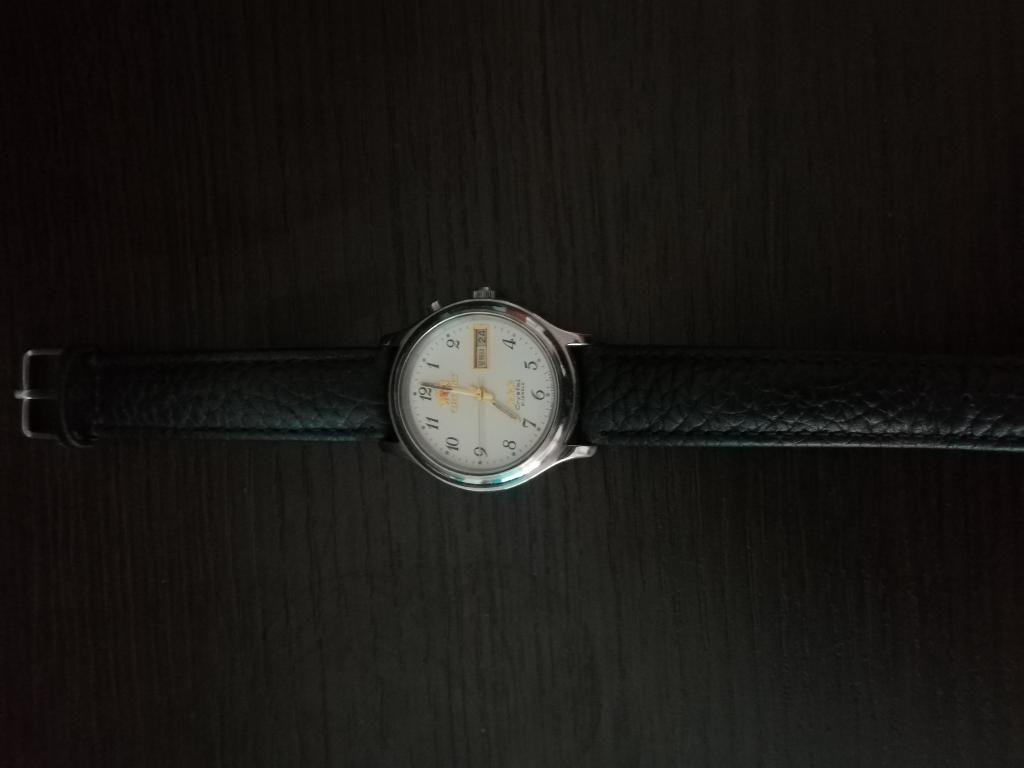 Reloj Orient Automático Orignal Garantia