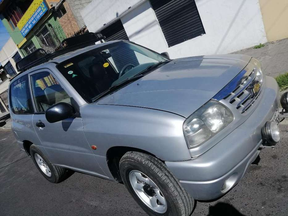 Chevrolet Grand Vitara 2003 - 160000 km