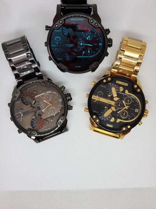 Relojes Diesel Originales Nuevos