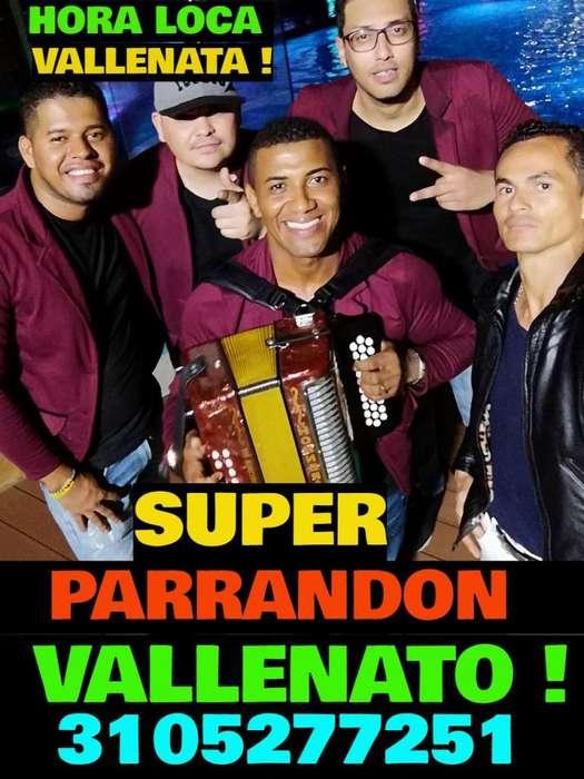 SUPER PARRANDON VALLENATO CALI