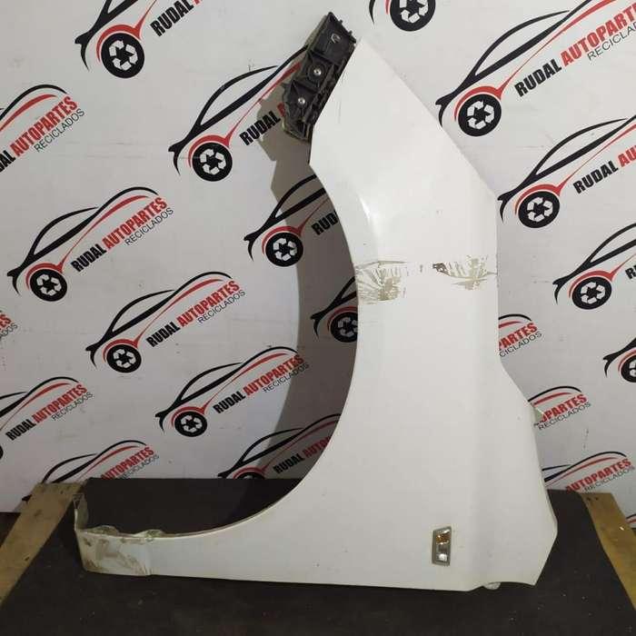 Guardabarro Delantero Izquierdo Chevrolet Cobalt 4750 Oblea:03246013