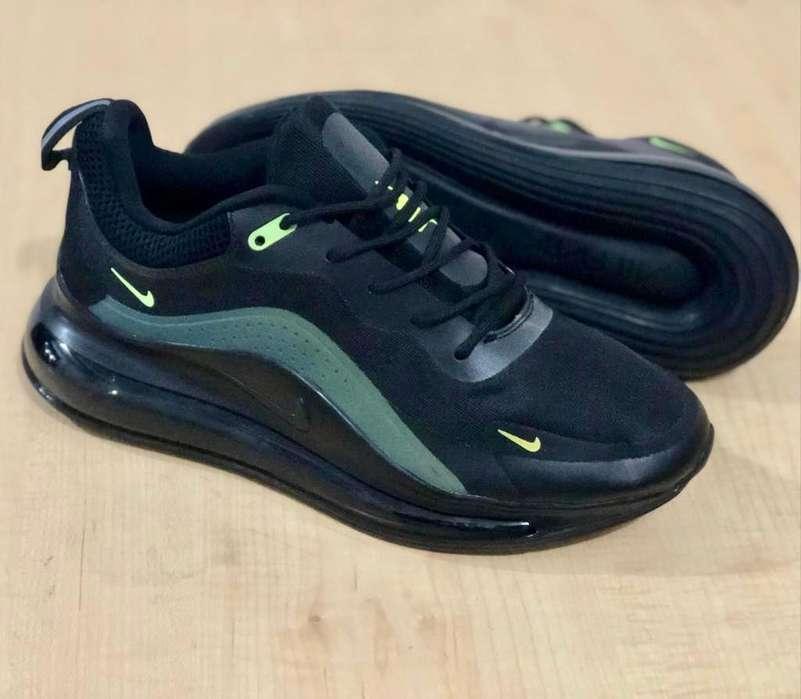 Zapatillas Nike Air Max 720 Dama Hombre