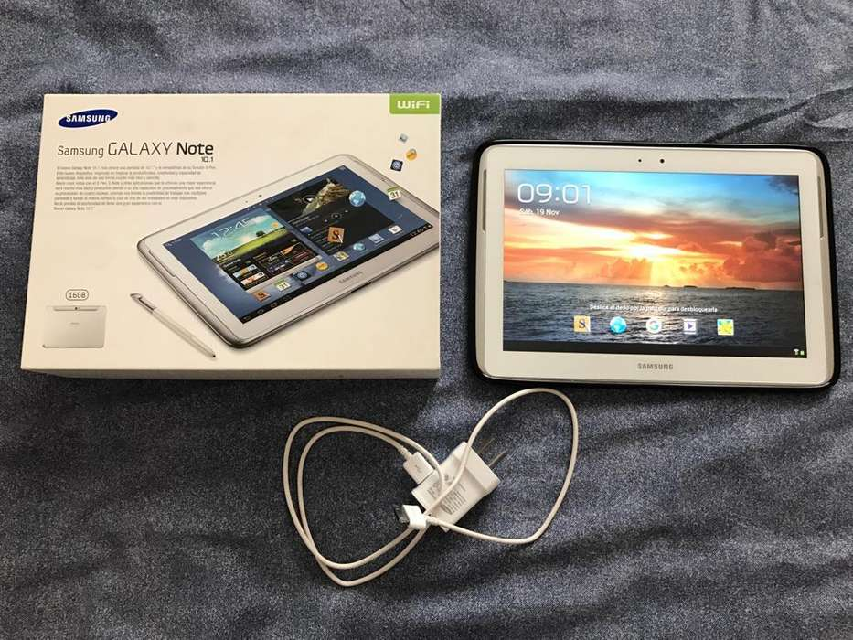 Tablet Samsung Galaxy Note 10.1 Gt-n8010 Excelente Estado!!!