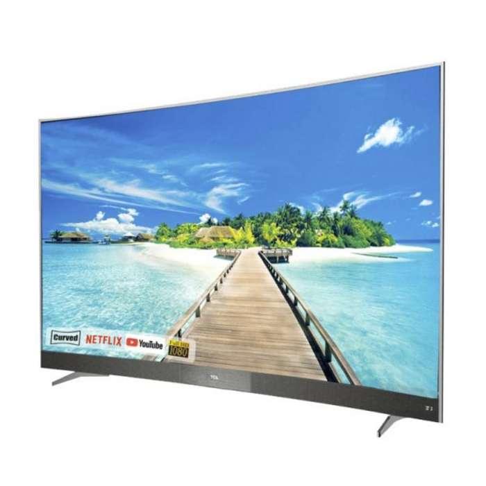 Smart Tv L49p3cfs Led Full Hd Curved 49