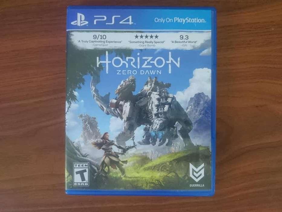 Horizon Zero Dawn de Play 4, Ps4